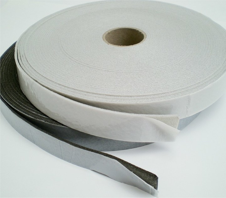 Polyethylene sound insulation felt / Seal and joint for insulation product Strip - Isolmant - TECNASFALTI