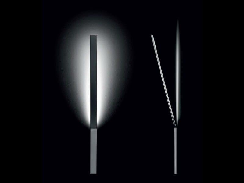 LED wall lamp YPSILON - PANZERI