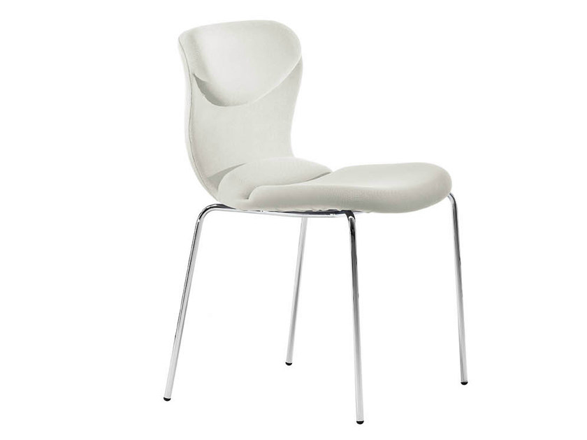 Upholstered chair ITALIA | Upholstered chair by Midj