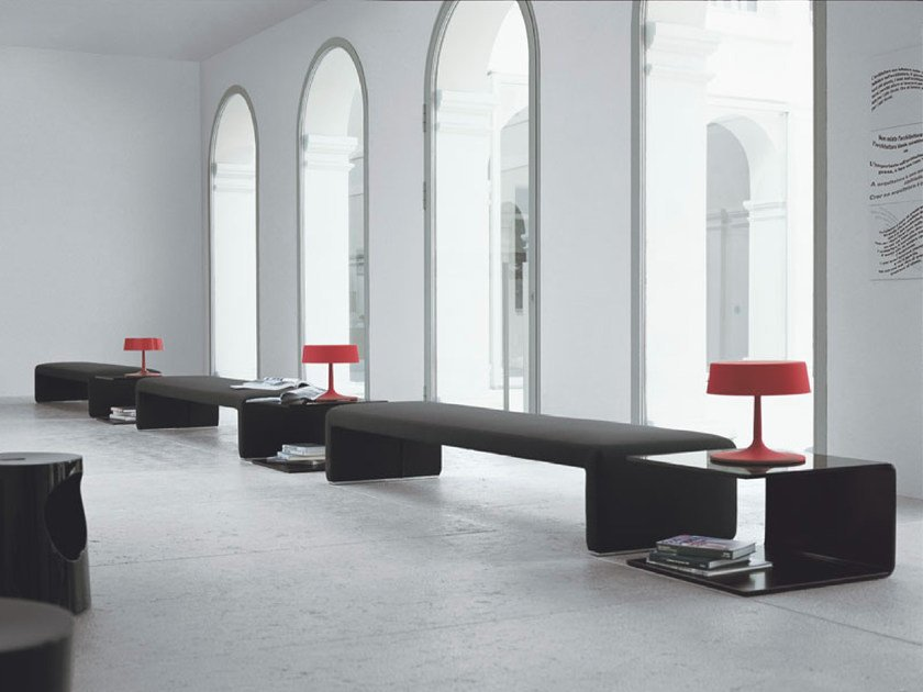 Upholstered bench LABANCA | Bench by Tacchini