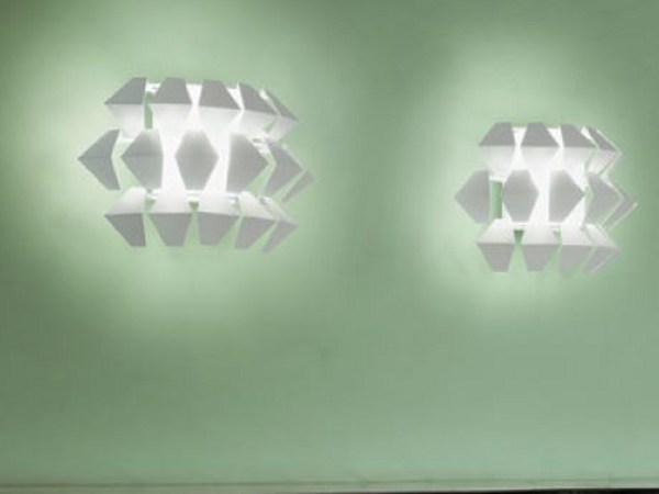 Metal wall light AGAVE | Wall light - PANZERI