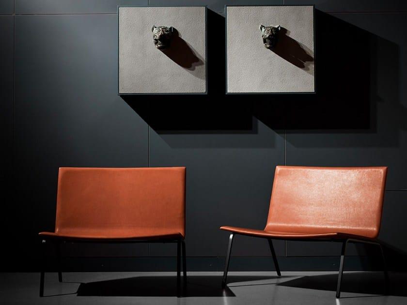 Relaxing armchair XL - Tacchini Italia Forniture