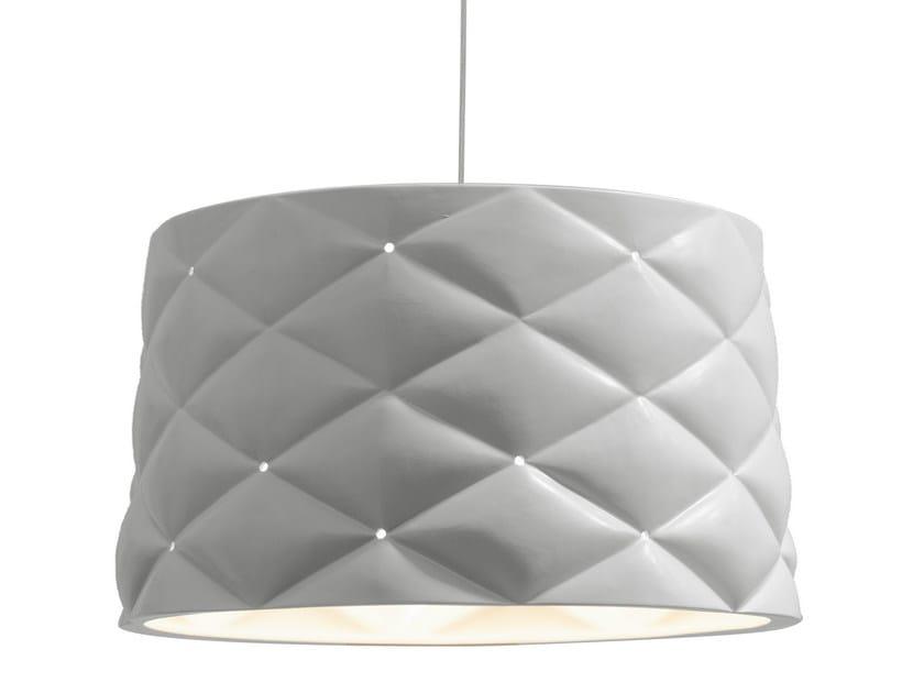 Ceramic pendant lamp MEMORY | Pendant lamp by Karman