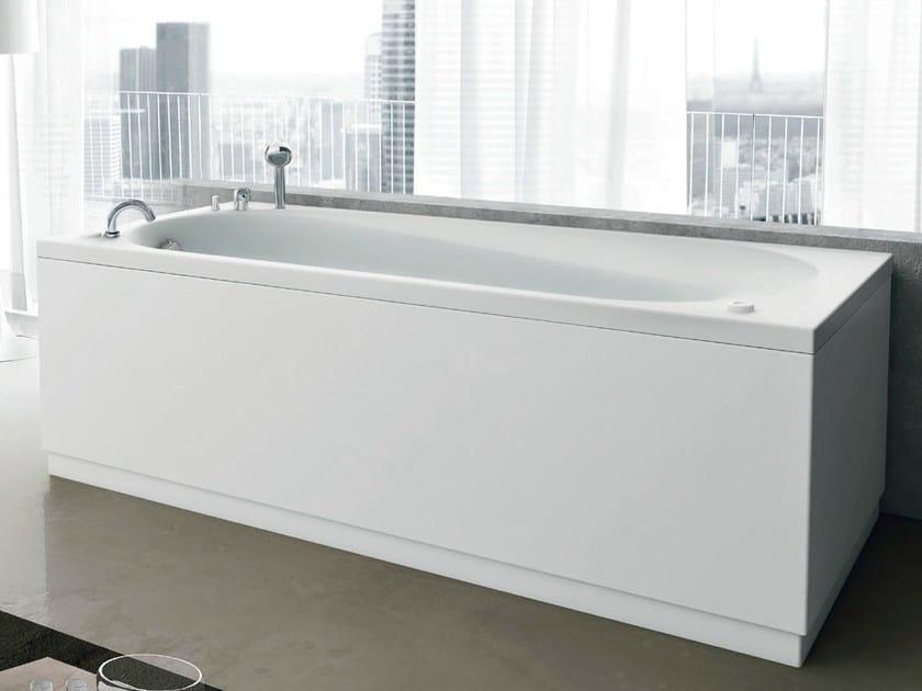 Whirlpool rectangular bathtub NOVA | Whirlpool bathtub - HAFRO