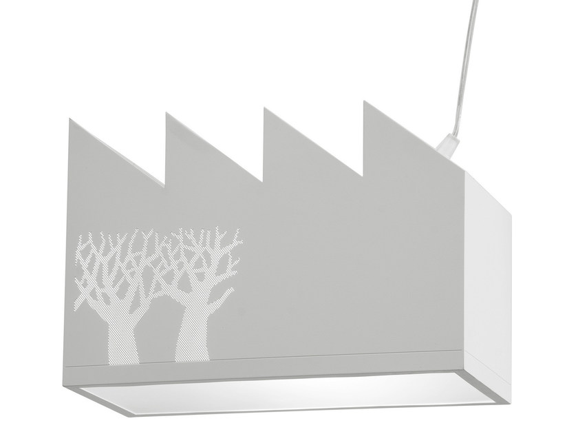 Design brass pendant lamp MY LOVE | Pendant lamp - Karman