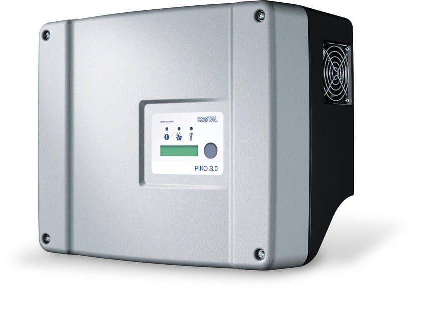 Single-phase Inverter for photovoltaic system PIKO Mono - COENERGIA