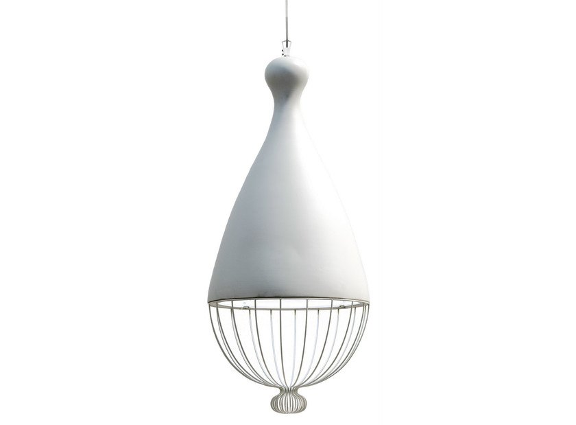 Ceramic pendant lamp LE TRULLE | Pendant lamp by Karman
