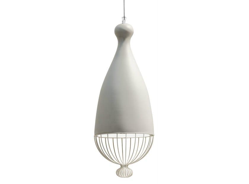 Ceramic pendant lamp LE TRULLE | Pendant lamp - Karman