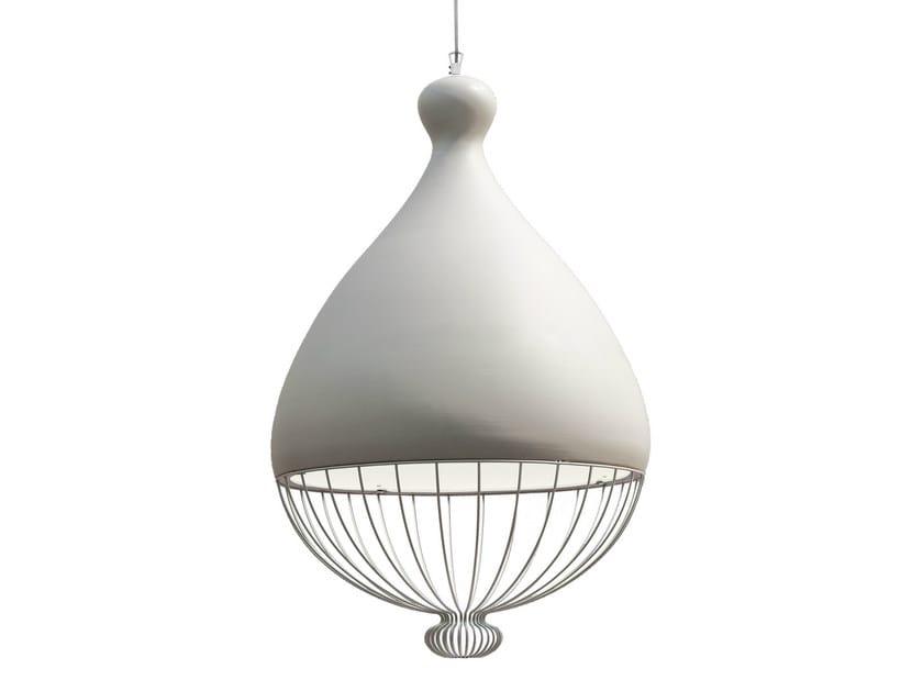 Ceramic pendant lamp LE TRULLE   Pendant lamp - Karman