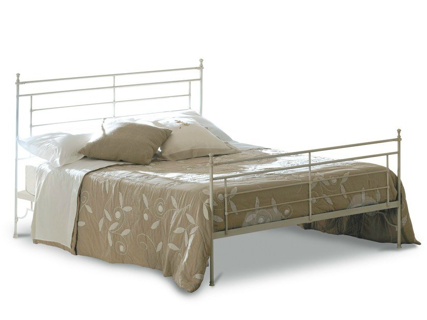 Iron double bed CIRO | Double bed - Cantori