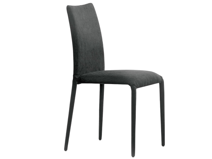 Upholstered chair KING by Midj