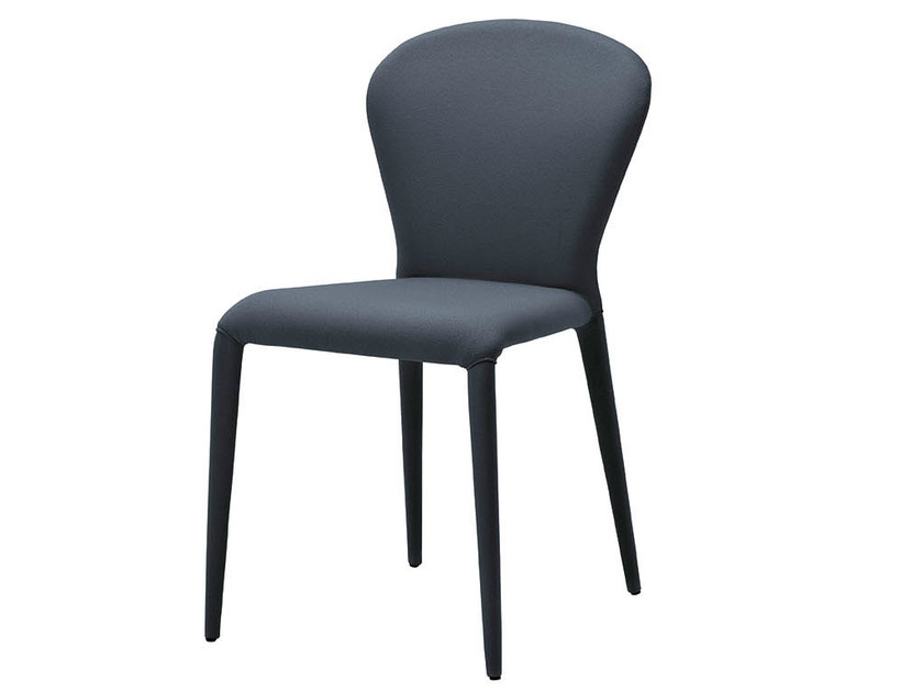 Upholstered chair SOFFIO - Midj