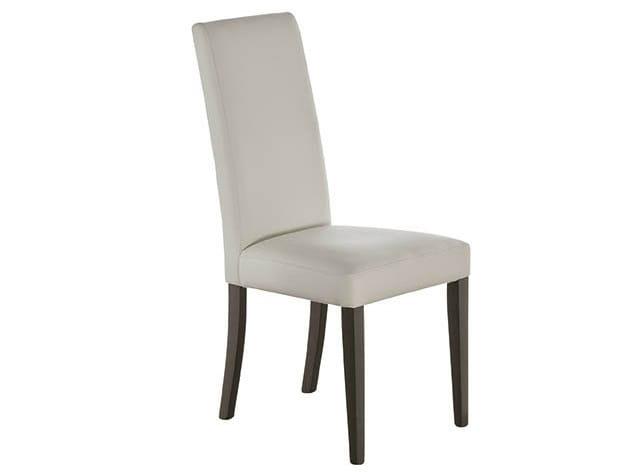 Upholstered high-back chair SORAYA - Midj