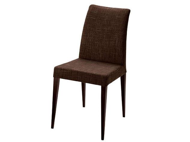 Upholstered chair MATRIX - Midj