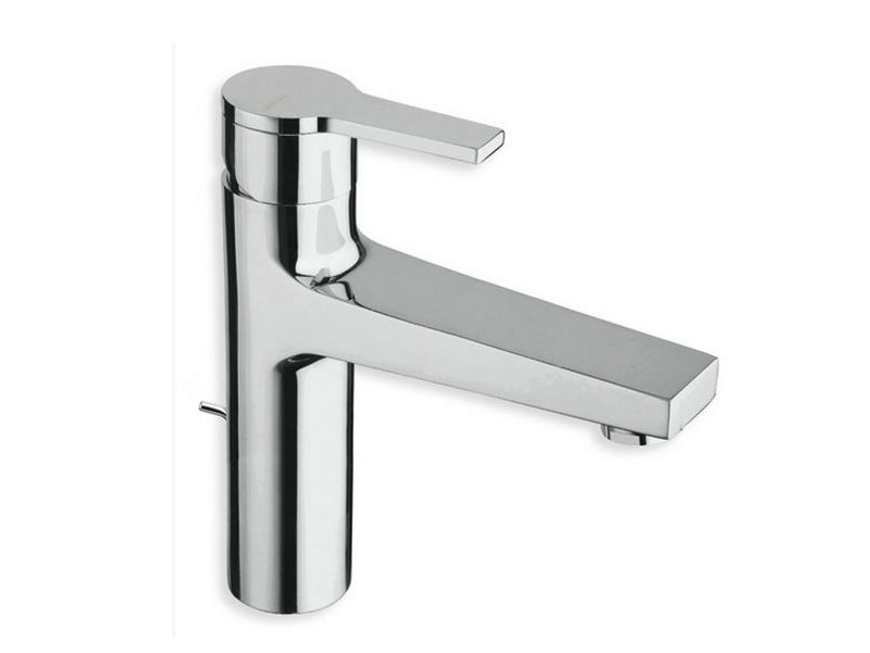 Chrome-plated countertop washbasin mixer DIARIO | Countertop washbasin mixer - CRISTINA Rubinetterie