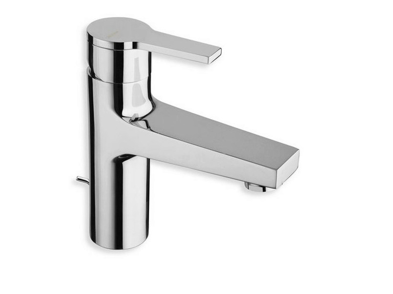 Chrome-plated countertop washbasin mixer DIARIO | 1 hole washbasin mixer - CRISTINA Rubinetterie