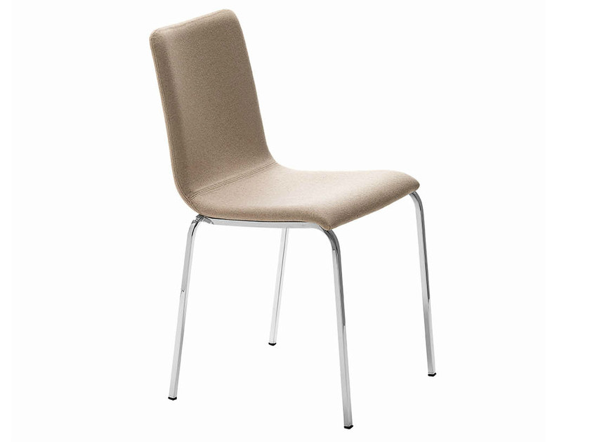 Upholstered chair PASSPARTOUT | Upholstered chair - Midj