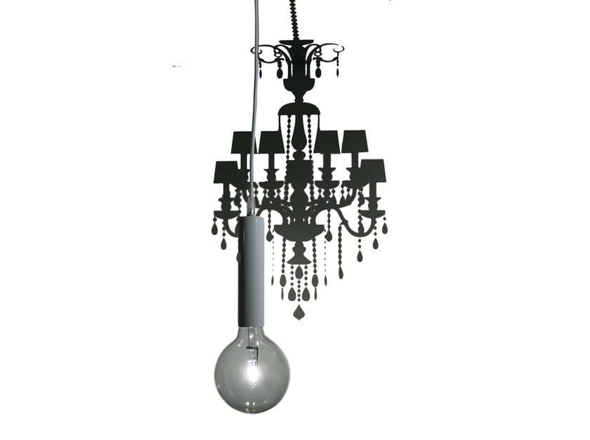 Metal pendant lamp GHOST   Pendant lamp by Karman