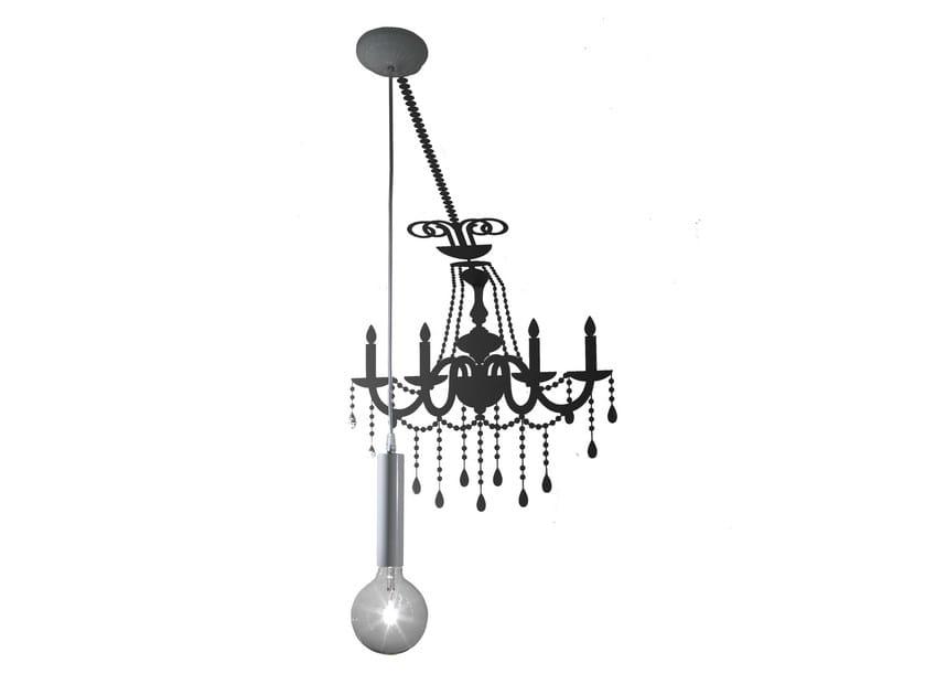 Metal pendant lamp GHOST | Pendant lamp - Karman
