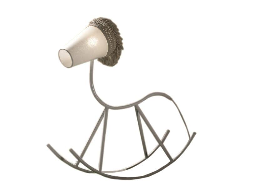Metal floor lamp YAHOO | Floor lamp - Karman