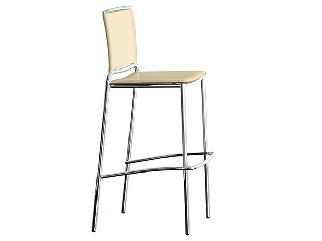 High stackable barstool FLY | Stackable stool - Midj