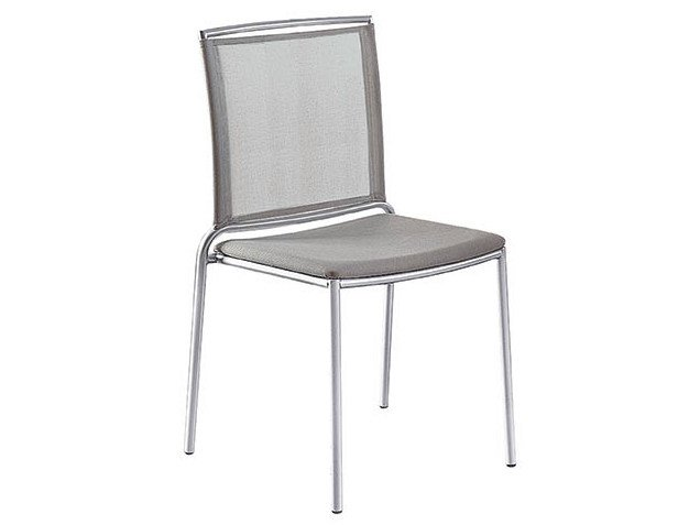 Stackable mesh chair FLY | Chair - Midj