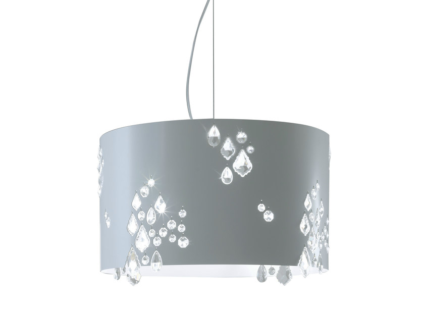 Metal pendant lamp MISS BRILLA | Pendant lamp - Karman