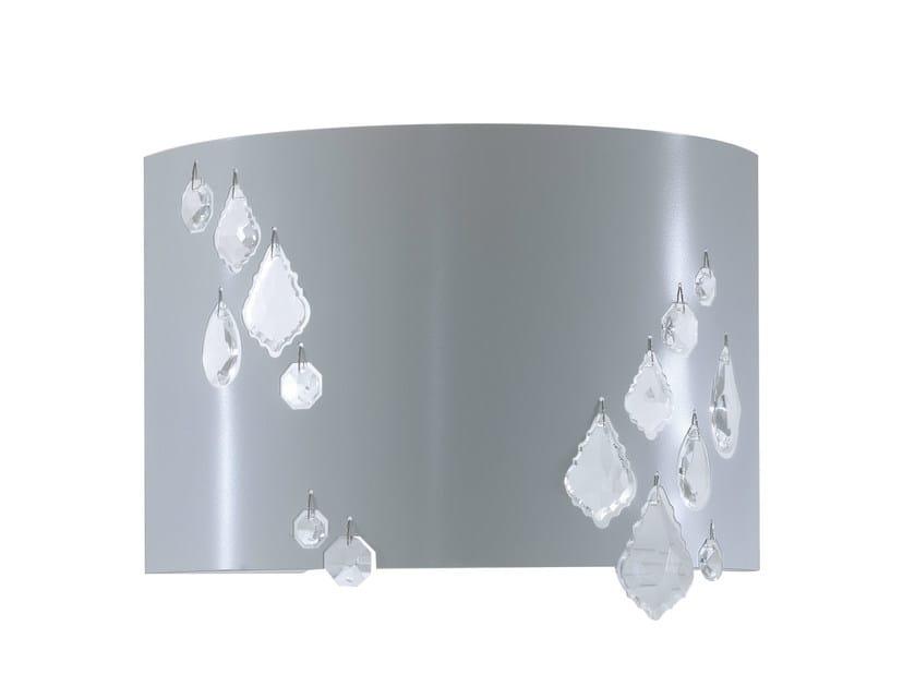 Metal wall light MISS BRILLA | Wall light by Karman