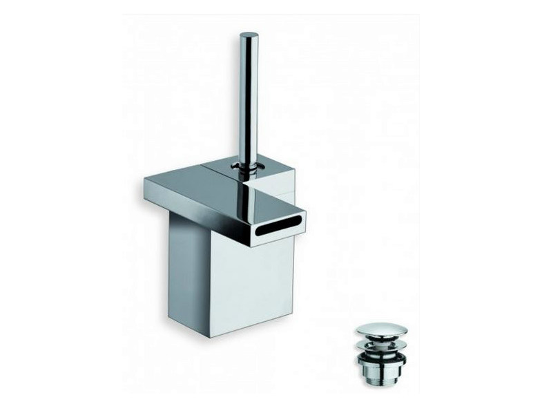 Countertop single handle bidet mixer MODUL | Chrome-plated bidet mixer - CRISTINA Rubinetterie
