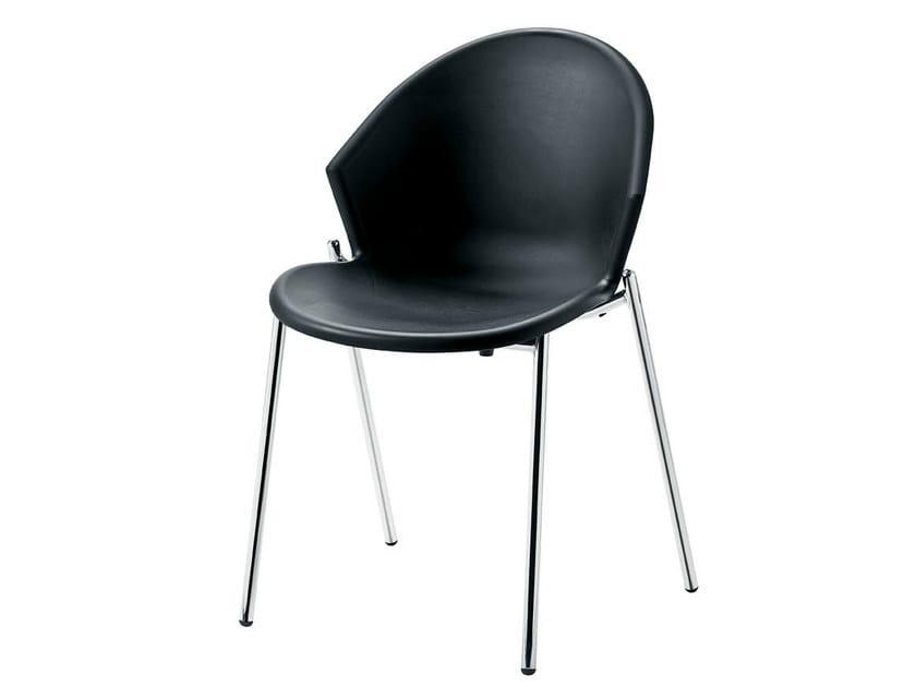 Polypropylene chair CITY | Polypropylene chair - Midj