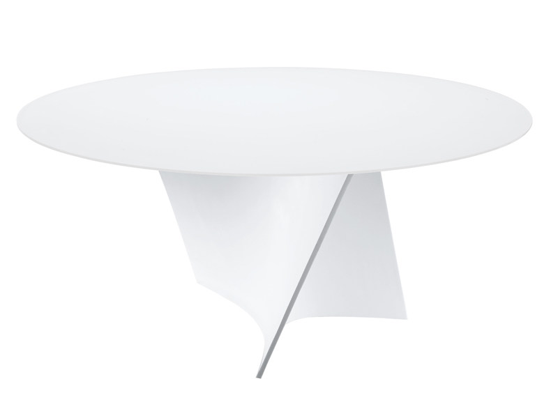 Cristalplant® dining table ELICA 2575 - Zanotta