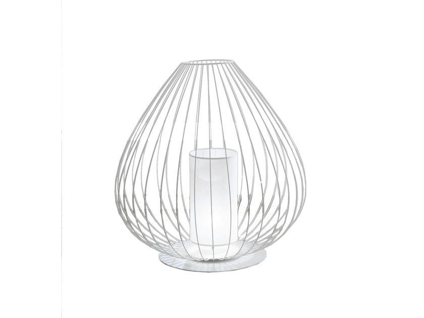 Metal Floor lamp CELL | Floor lamp by Karman