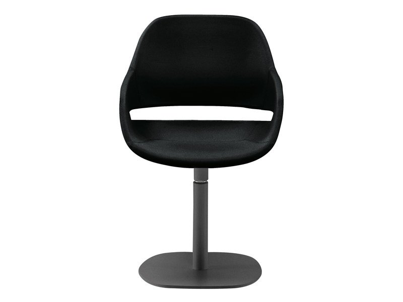 Swivel easy chair EVA 2269 - Zanotta