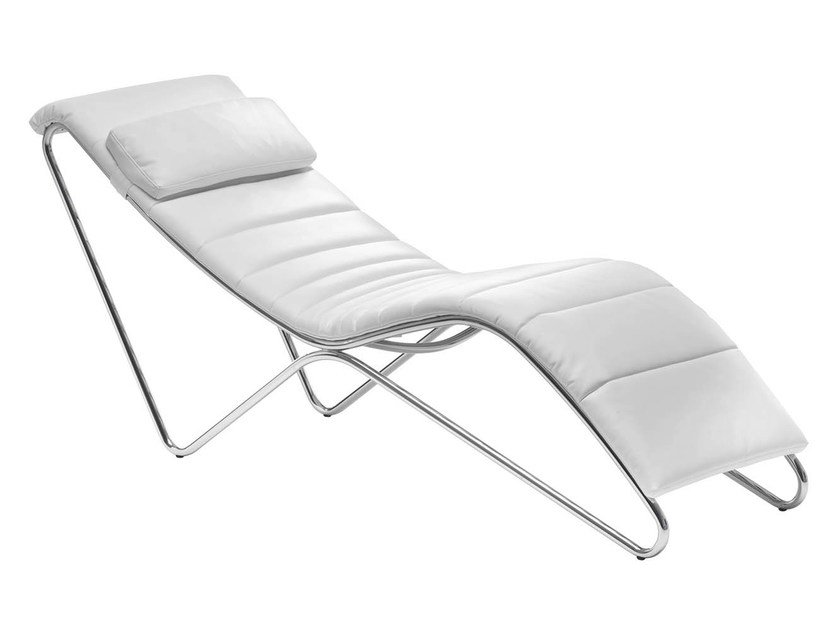 Upholstered lounge chair T.T. RELAX - Midj