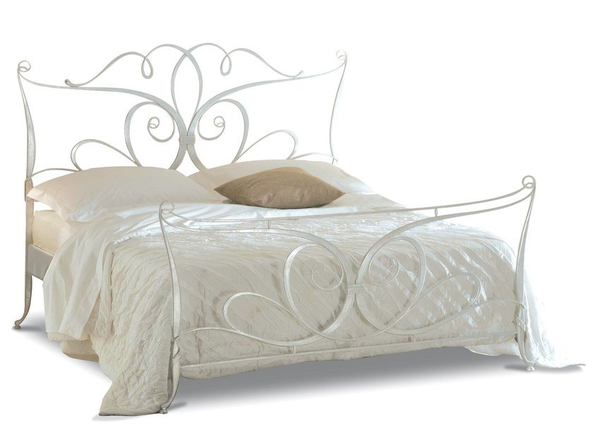 Iron double bed GIGLIO - Cantori
