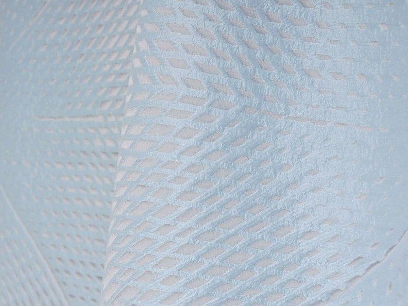 Trevira® CS fabric for curtains BACCARA by LELIEVRE