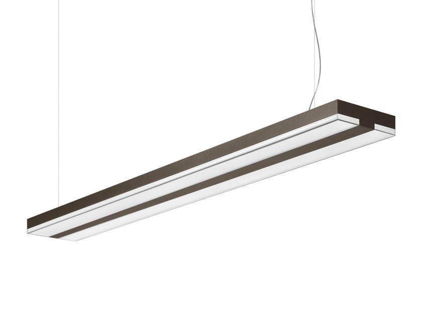 Direct-indirect light pendant lamp CHOCOLATE | Pendant lamp by Artemide