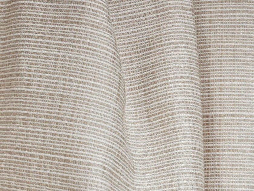 Washable polyester fabric CANASTA by LELIEVRE