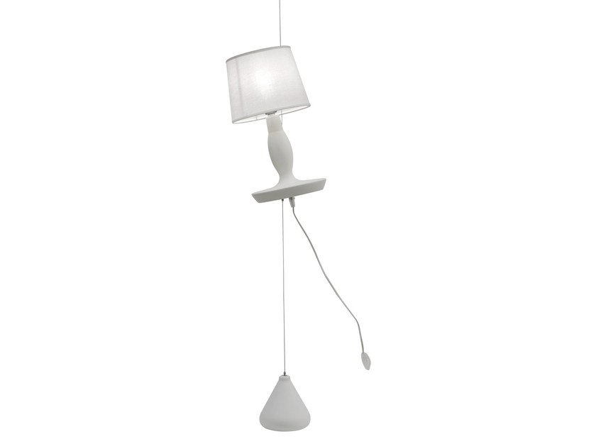 Ceramic floor lamp NORMA M | Floor lamp - Karman