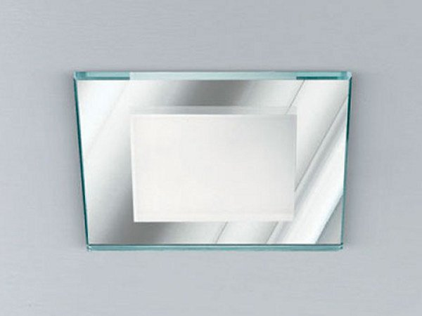 Ceiling recessed etched glass spotlight XSV2008 | Spotlight by PANZERI