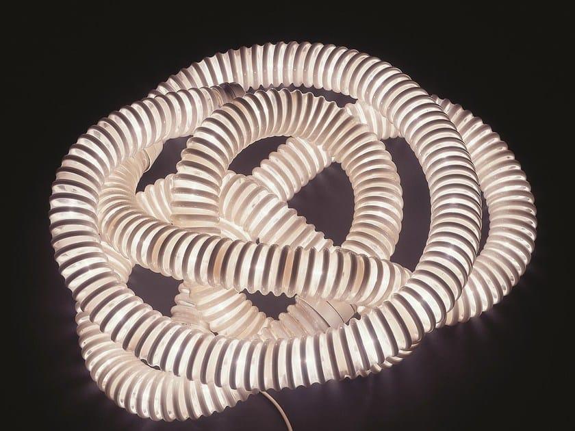 Plastic table lamp / floor lamp BOALUM - Artemide