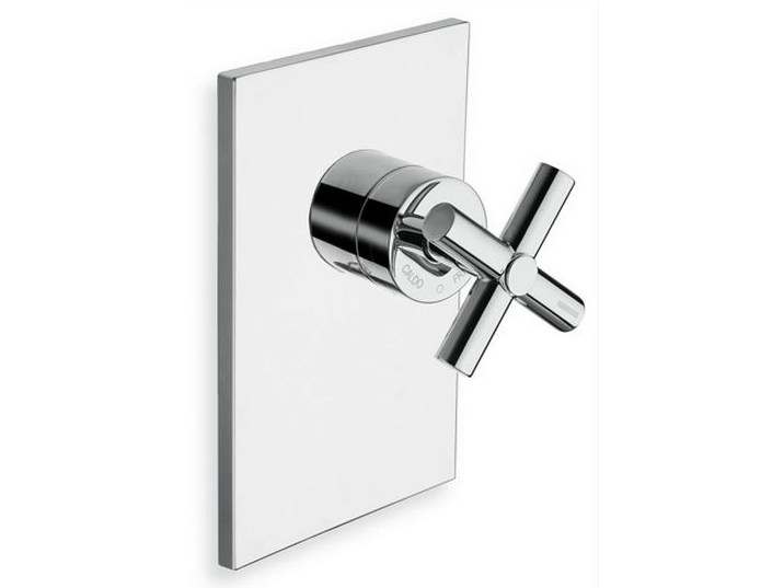 Chrome-plated single handle shower mixer EXCLUSIVE | Single handle shower mixer - CRISTINA Rubinetterie