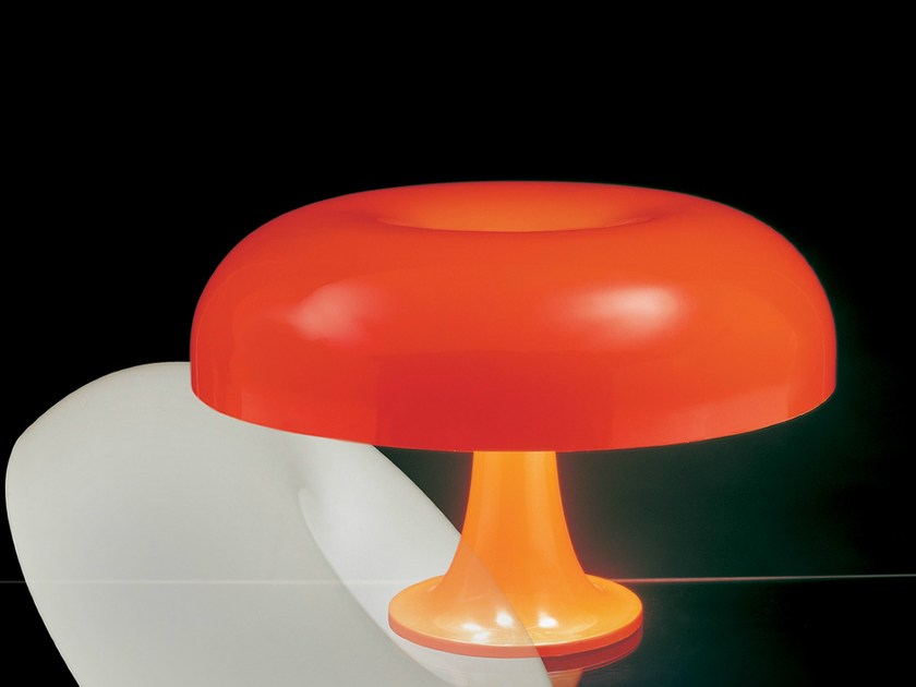 ABS table lamp NESSO - Artemide Italia