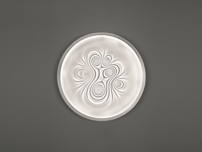 LED ceiling lamp NEBULA - Artemide