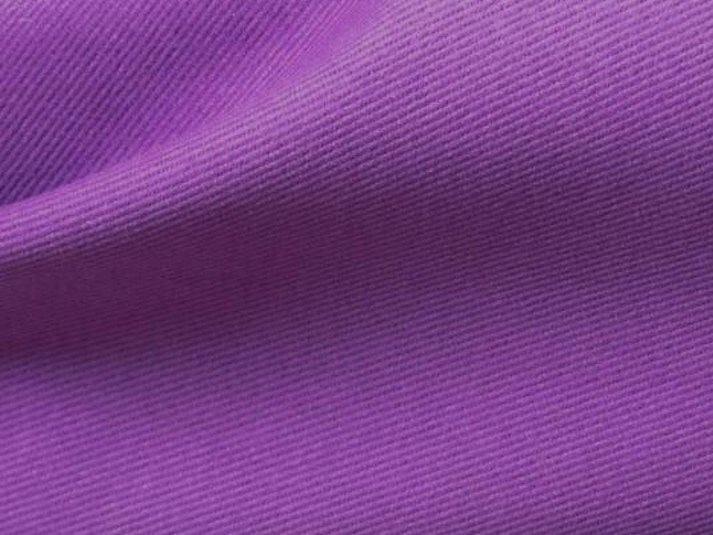 Solid-color cotton fabric LOWBOK - LELIEVRE