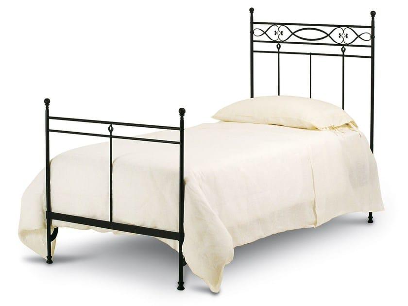 Iron single bed SIROLO | Single bed - Cantori