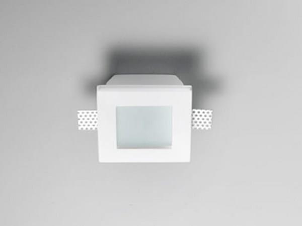Invisible gypsum spotlight XGQ1004-GL | Spotlight - PANZERI