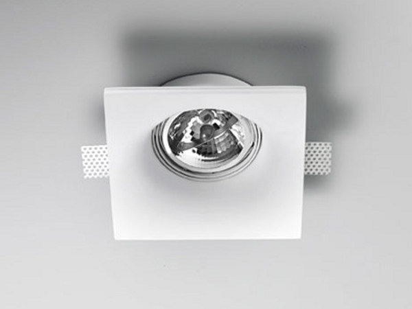 Invisible gypsum spotlight XGR1008 | Spotlight - PANZERI