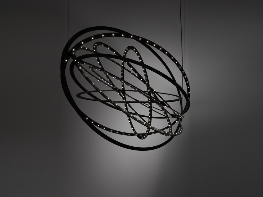 LED aluminium pendant lamp COPERNICO | Pendant lamp - Artemide