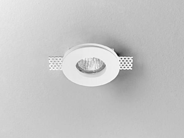 Invisible gypsum spotlight XGR1020 | Spotlight - PANZERI